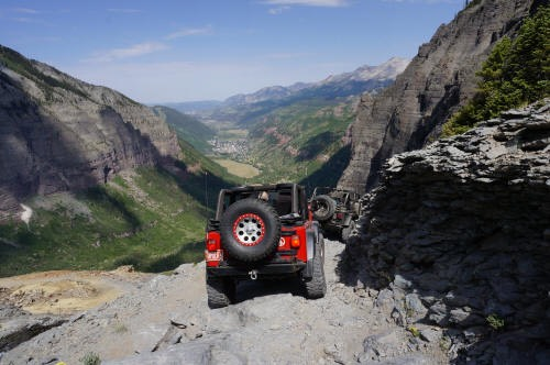 Black Bear Pass Colorado >> Black Bear Pass - Colorado 2013 Part 3 | Jeeping Off-Road ...