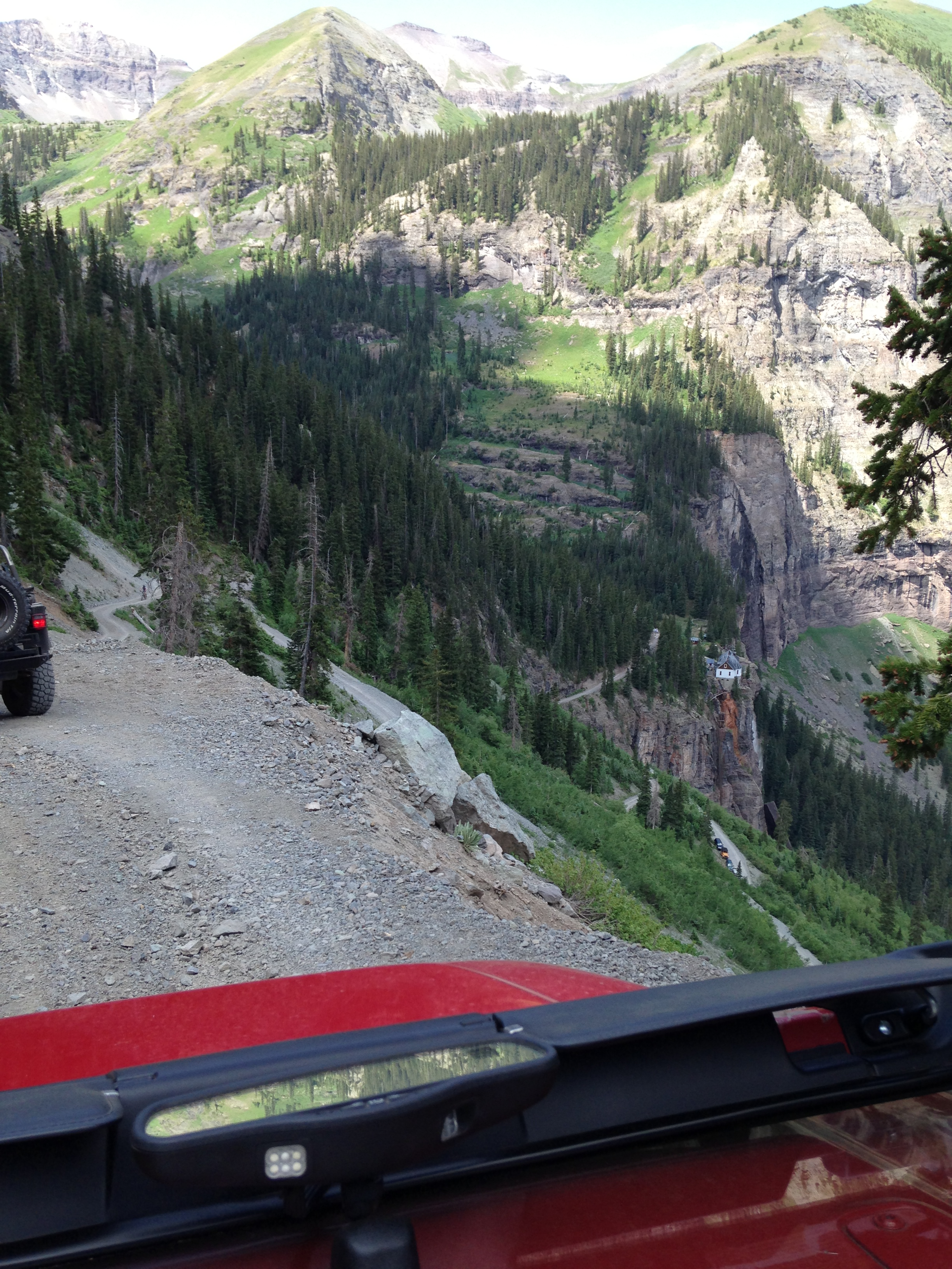 Black Bear Pass Colorado >> Black Bear Pass - Colorado 2013 Part 3 | Jeeping Off-Road | Graham J. McNeill a.k.a The Mad Brit