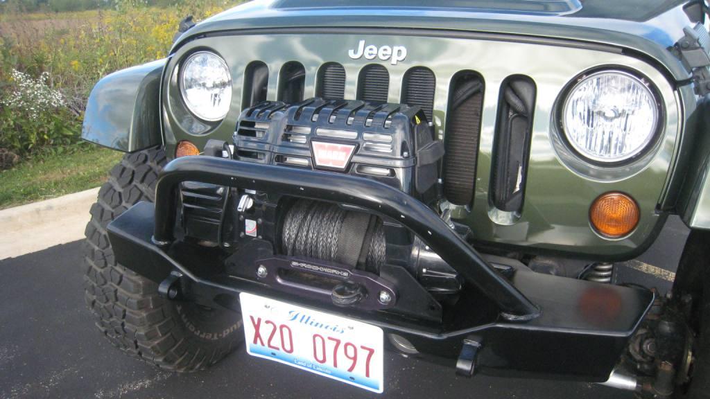 2008 Jeep Jk Unlimited Jeeping Off Road Graham J